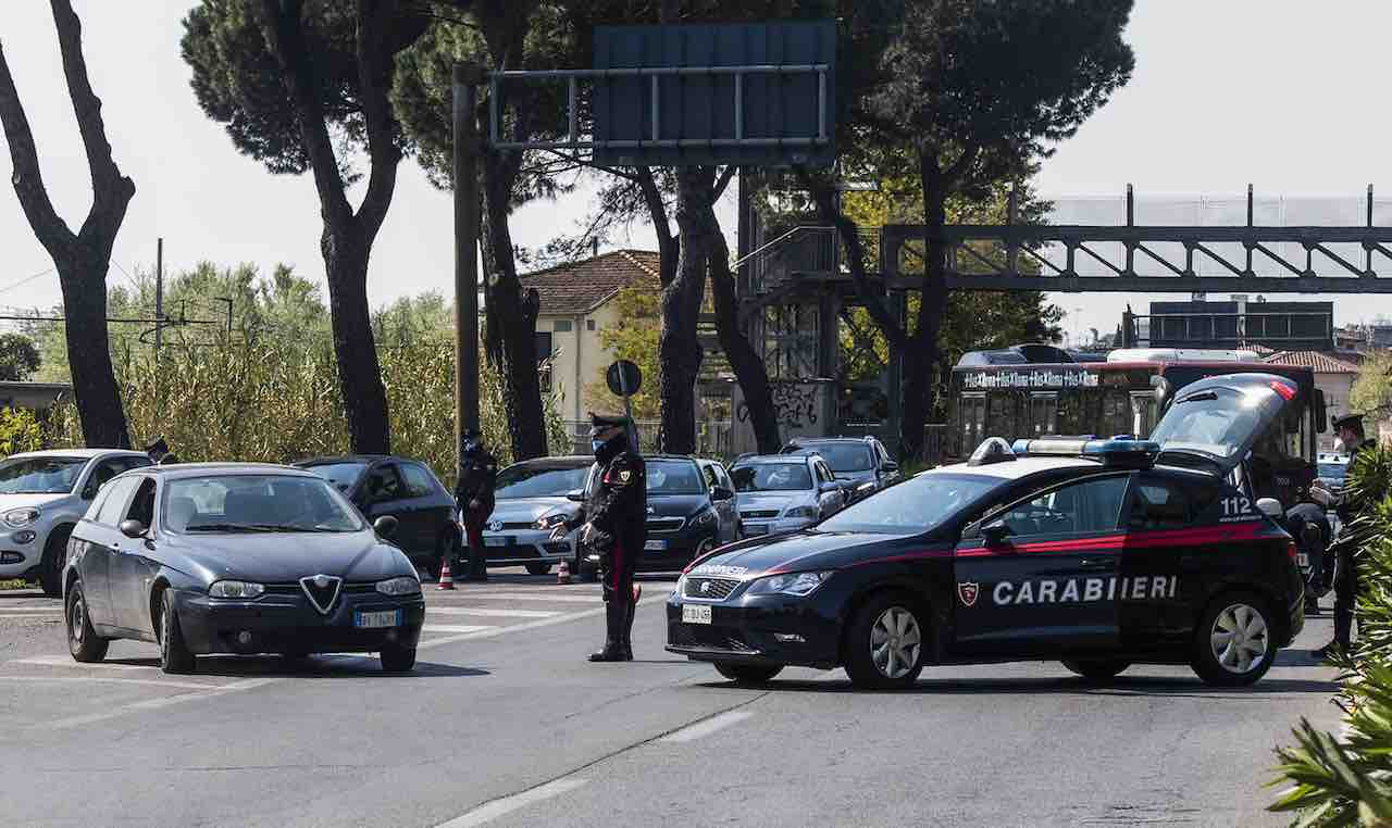 Roma, blitz dei Carabinieri, 28 arresti (Getty Images)