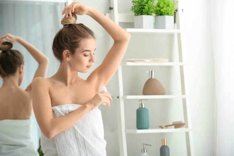 Deodorante ascelle