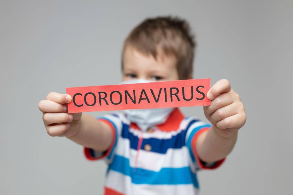 Coronavirus si replica e trasmette nei bambini