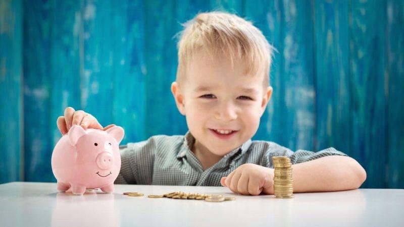 educazione finanziaria bambini