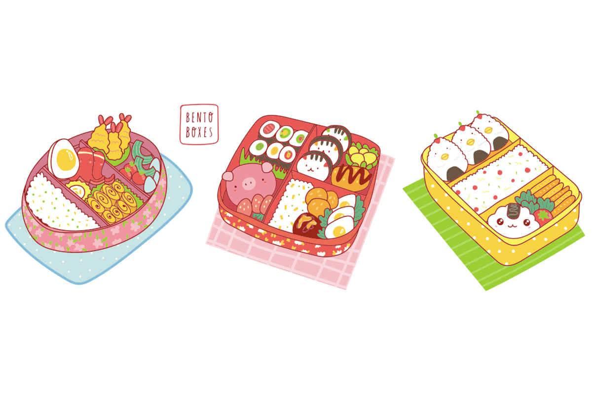 Bento box vari