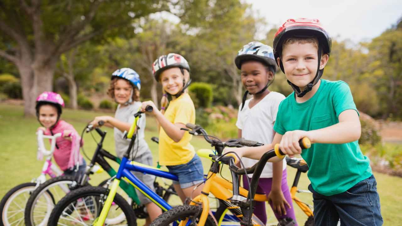 bicicletta bambini