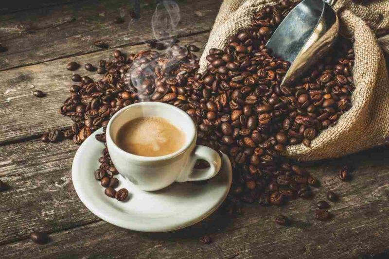 tazzina di caffè