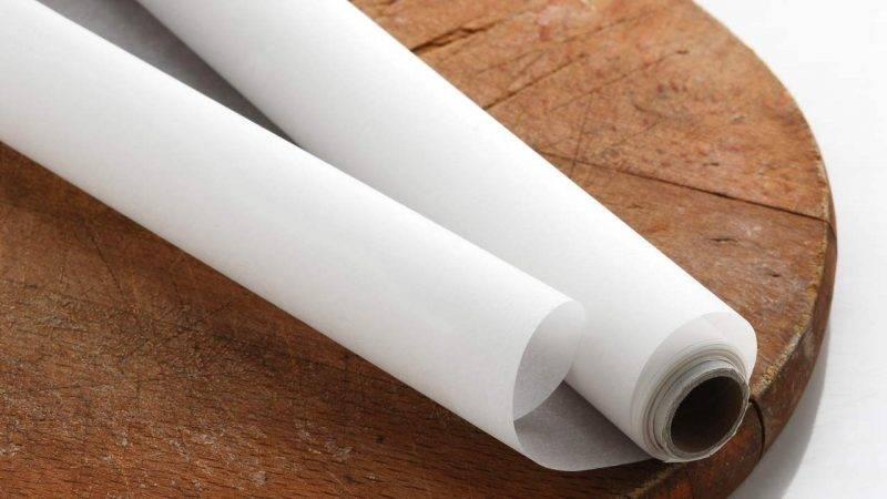 carta forno foderare teglia