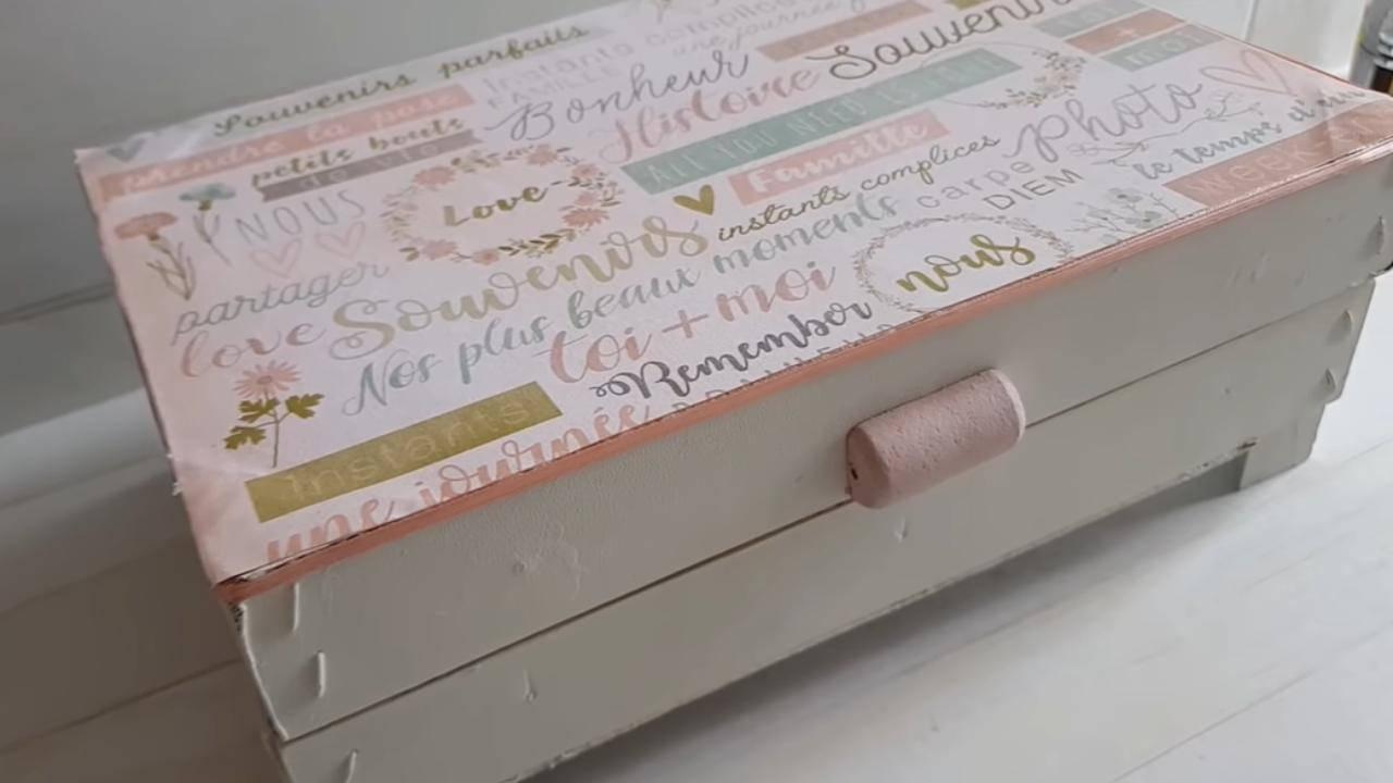 cassetta di legno fragole riciclo creativo