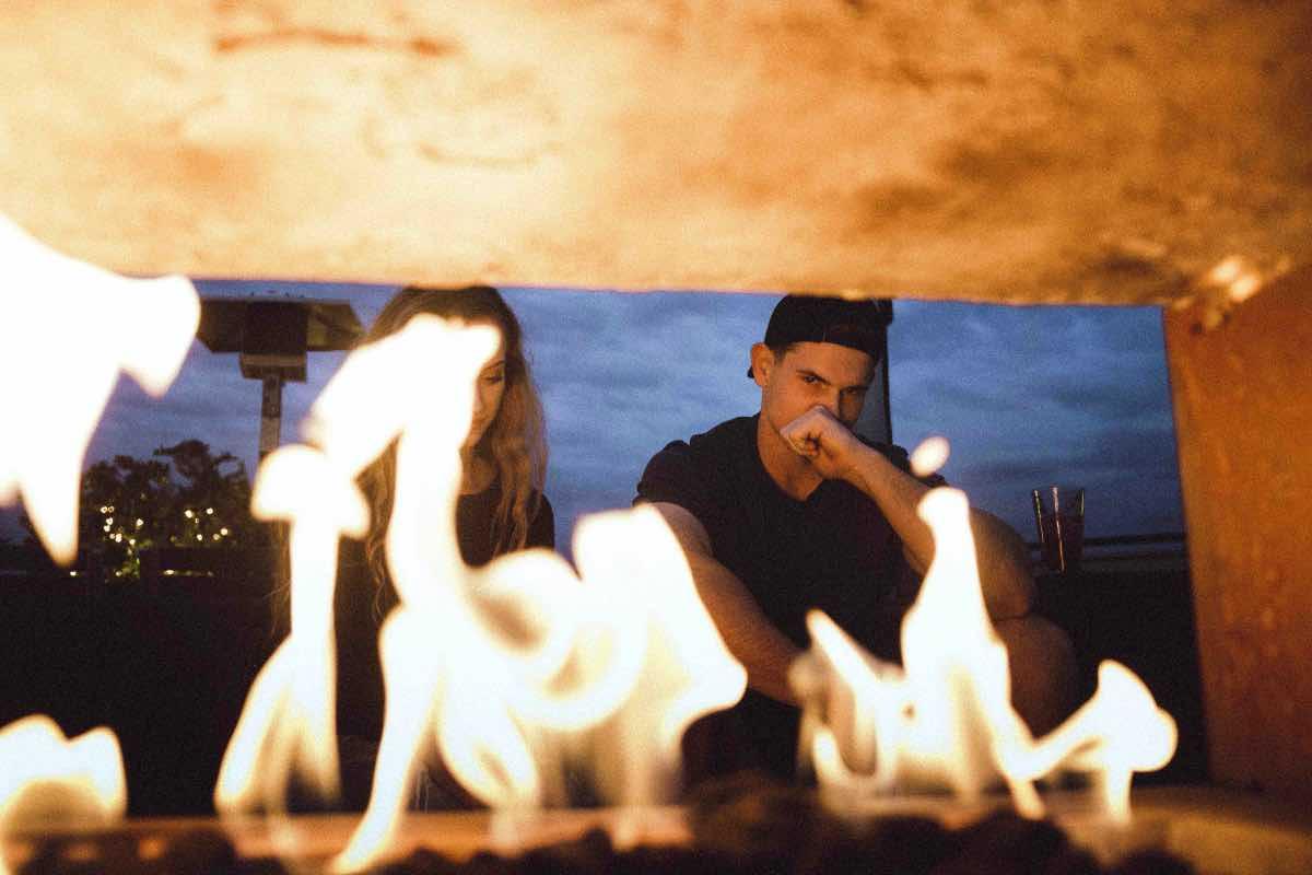 coppia fuoco