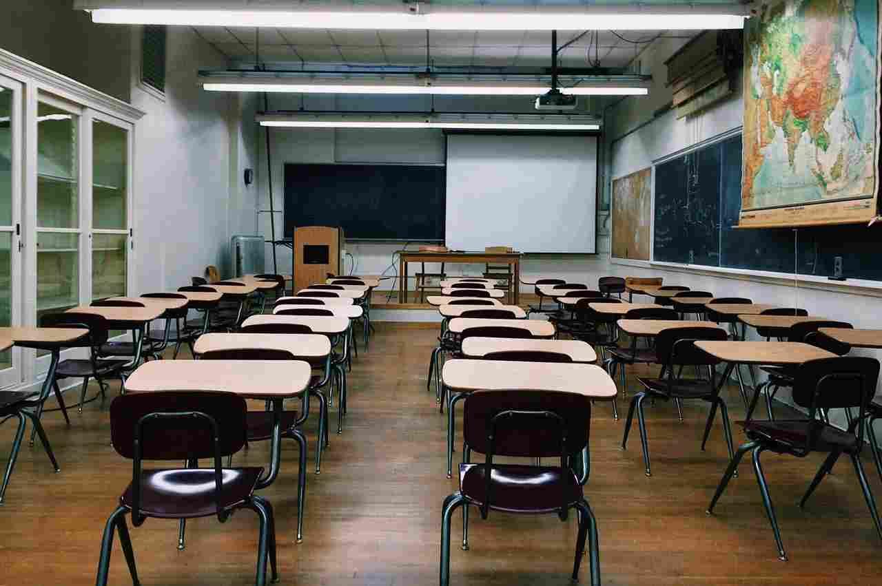 campania scuole chiuse
