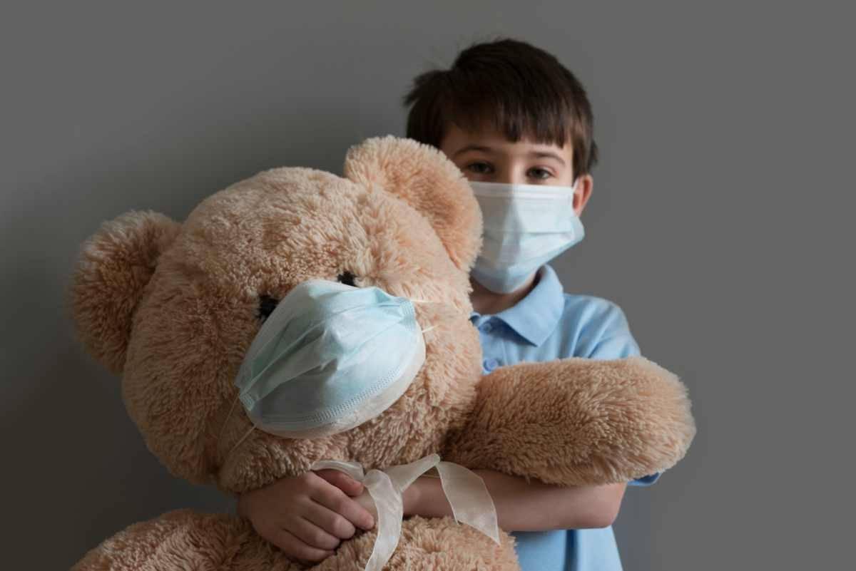 Covid-19 e bambini  la filastrocca della mascherina