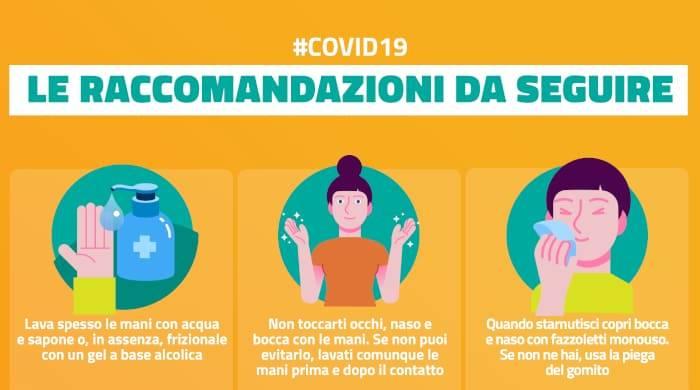 Coronavirus fase 2 ministero della salute comportamenti da seguire per evitare il contagio