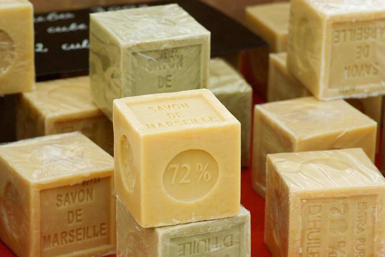 sapone di Marsiglia usi