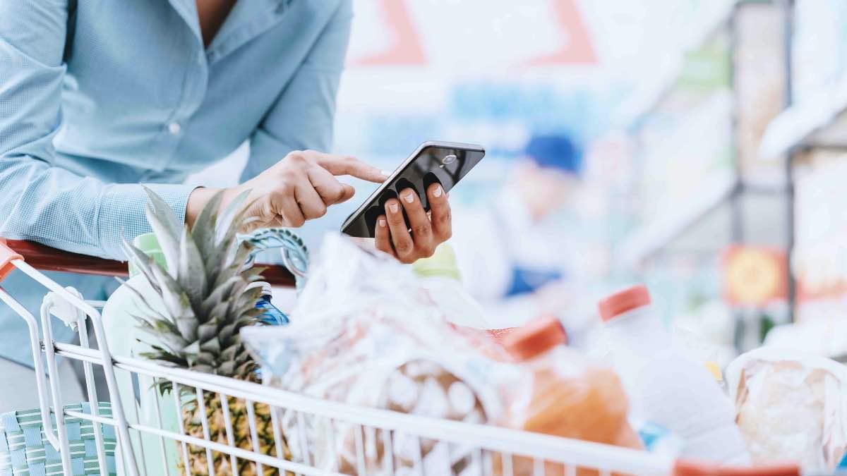 spesa smartphone