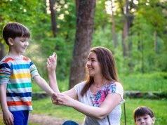 spruzza-calma bambini