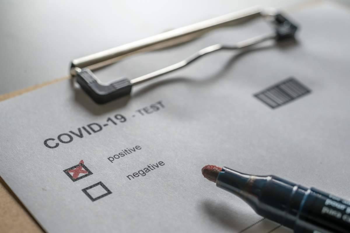 test di sieroprevalenza da lunedì 25 maggio