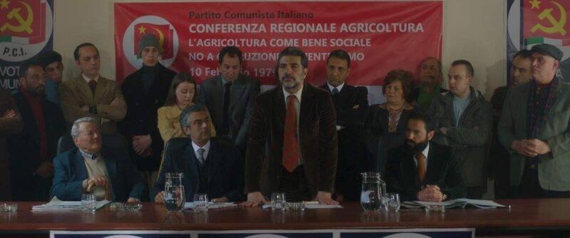 Il delitto Mattarella, una scena del film (Cine1 Italia)