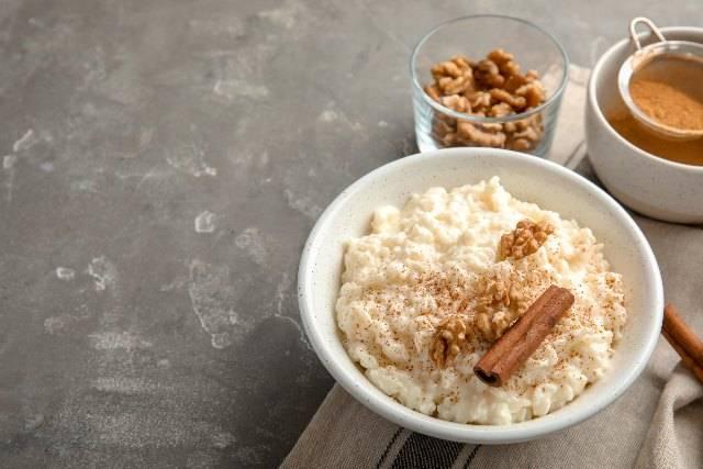 Riso al latte dolce | Un dessert velocissimo da portare in tavola