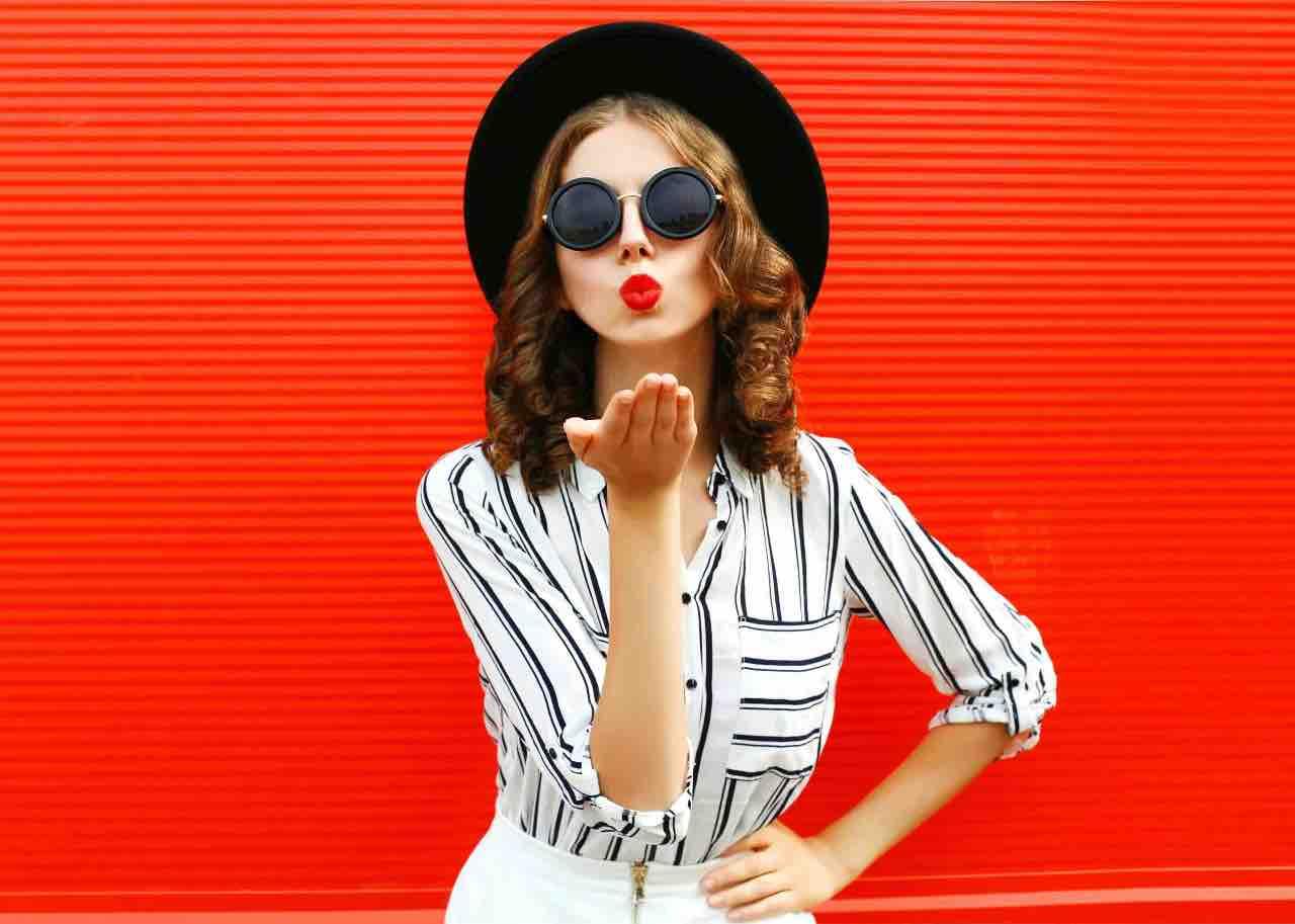bacio rosso