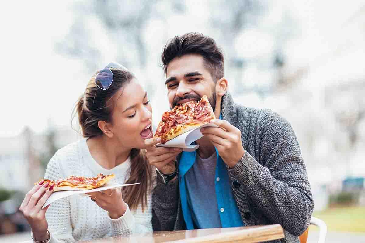 coppia pizza