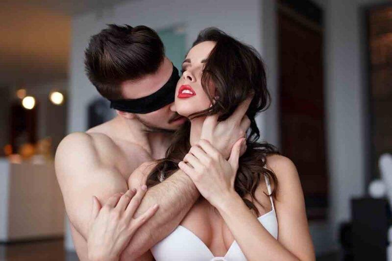 coppia bendare partner