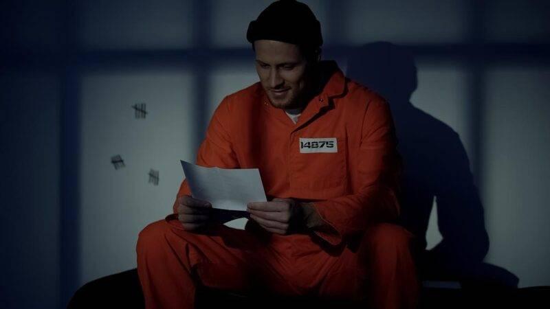 prigione lettera