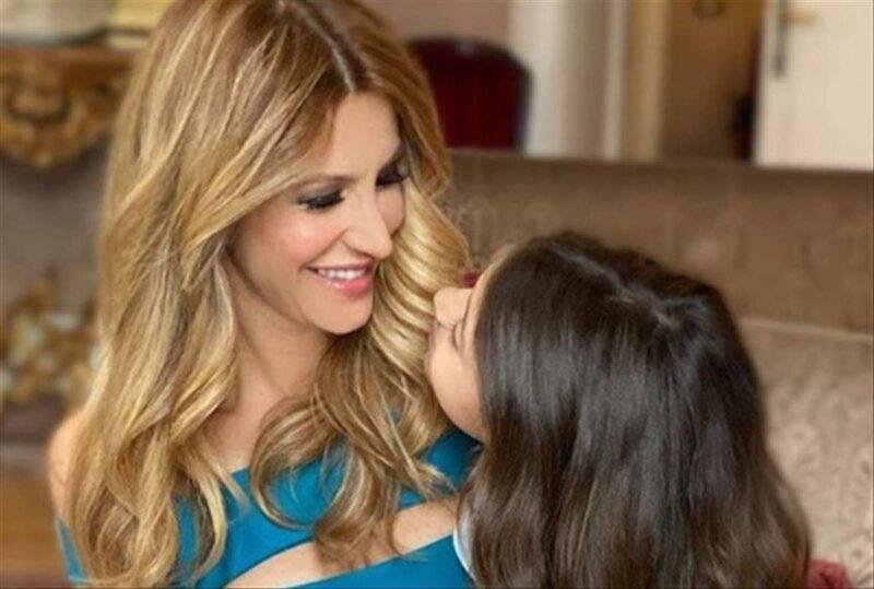 Adriana volpe mamma