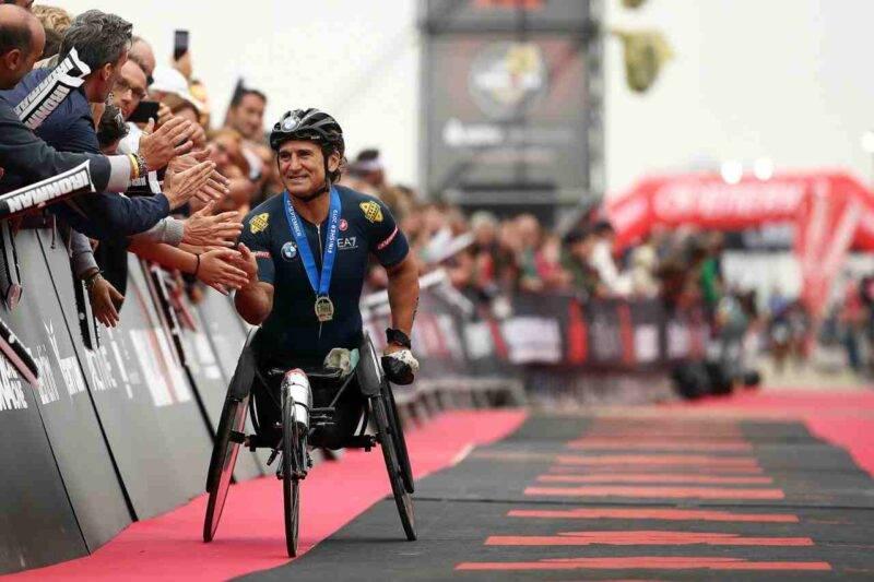 Zanardi, le condizioni del campione (Getty Images)