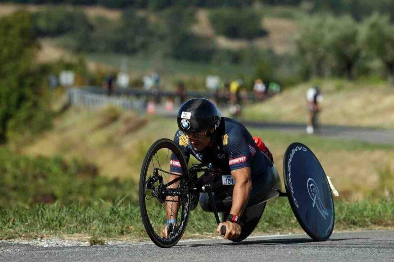 Alex Zanardi, le condizioni a sette mesi dall'incidente (Getty Images)