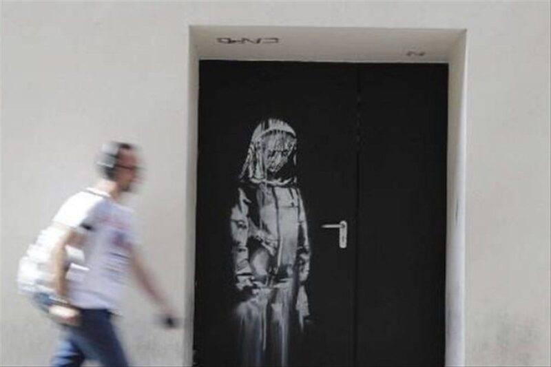 Banksy bataclan