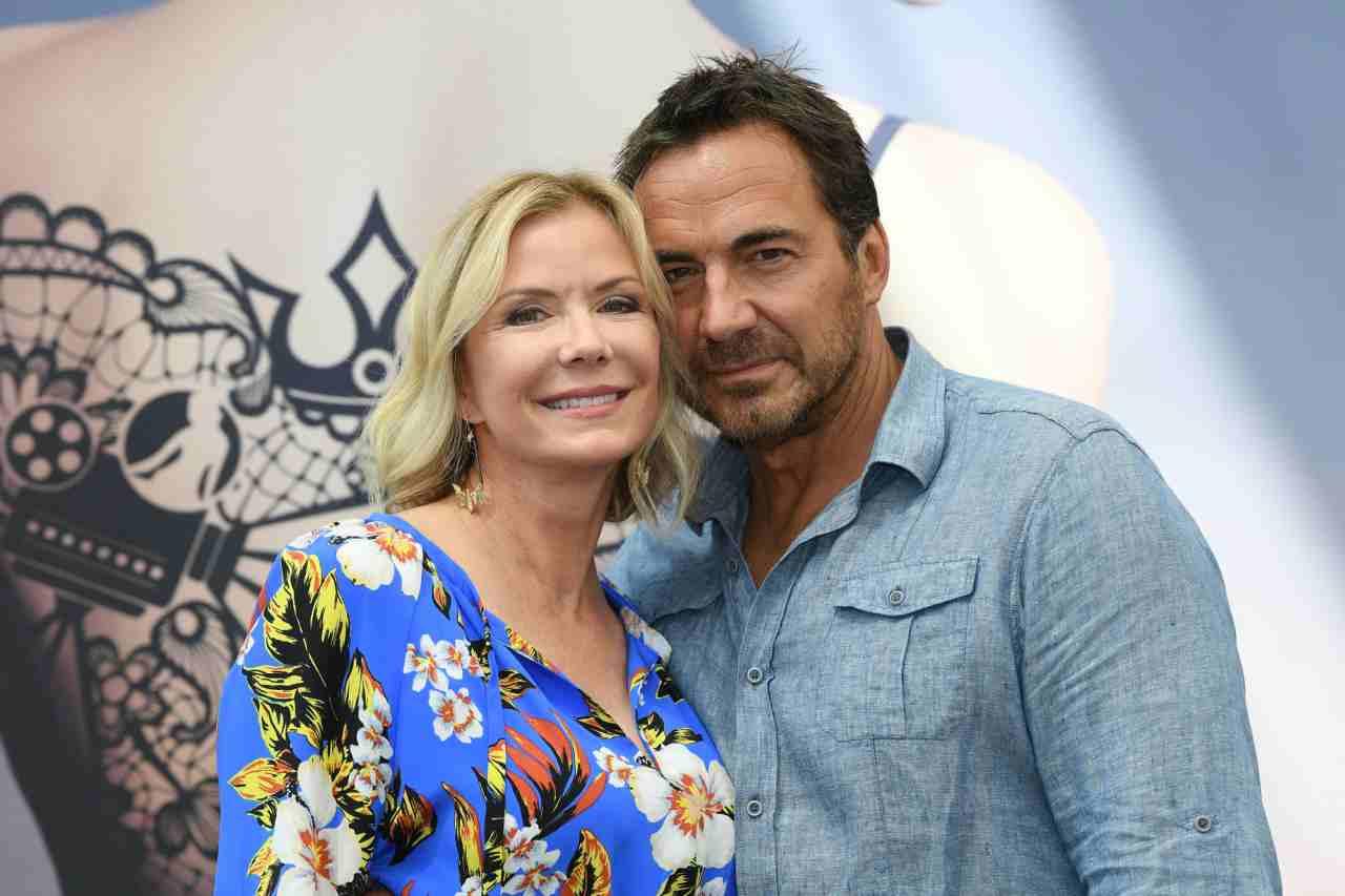 'Beautiful', Brooke e Ridge sono tornati sul set (Getty Images)