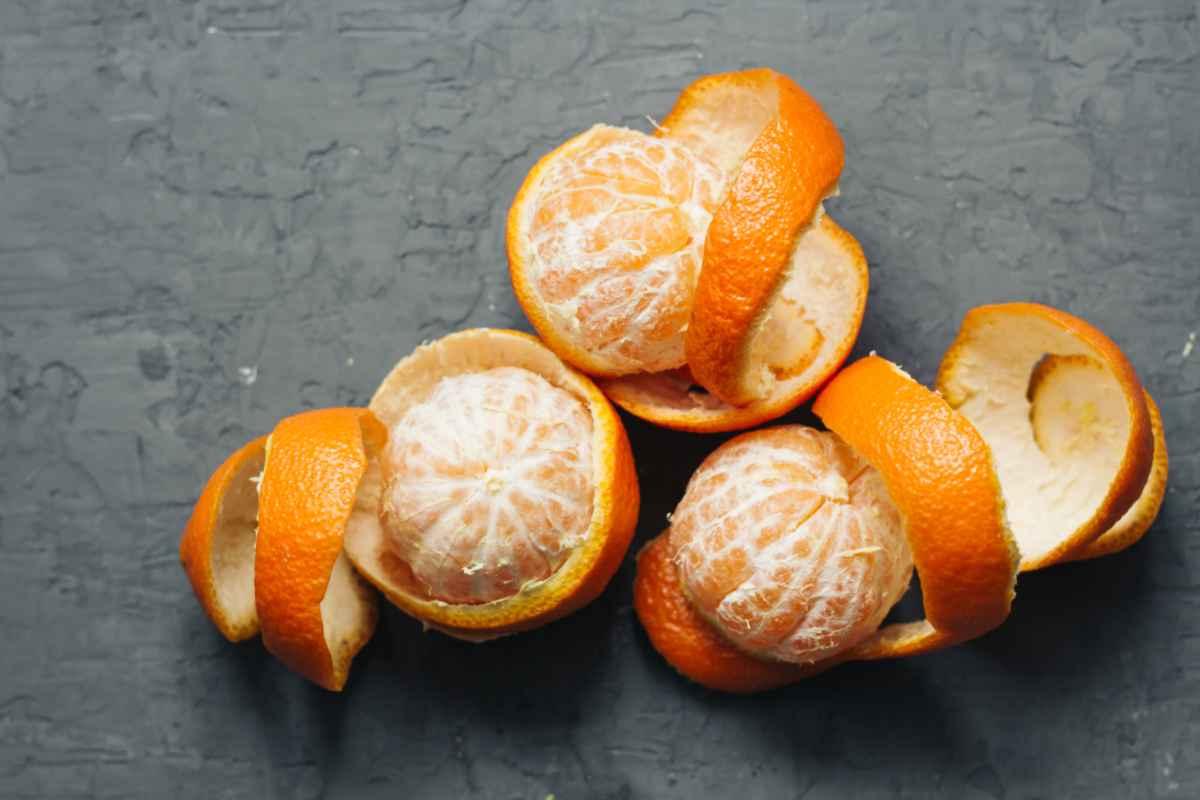benefici buccia arancia