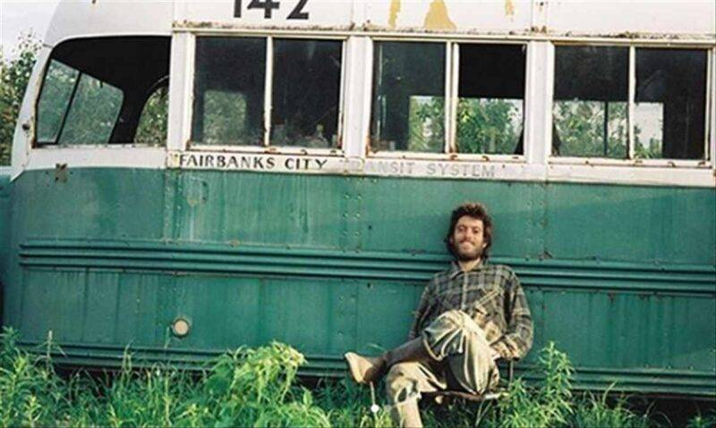 Bus into the wild