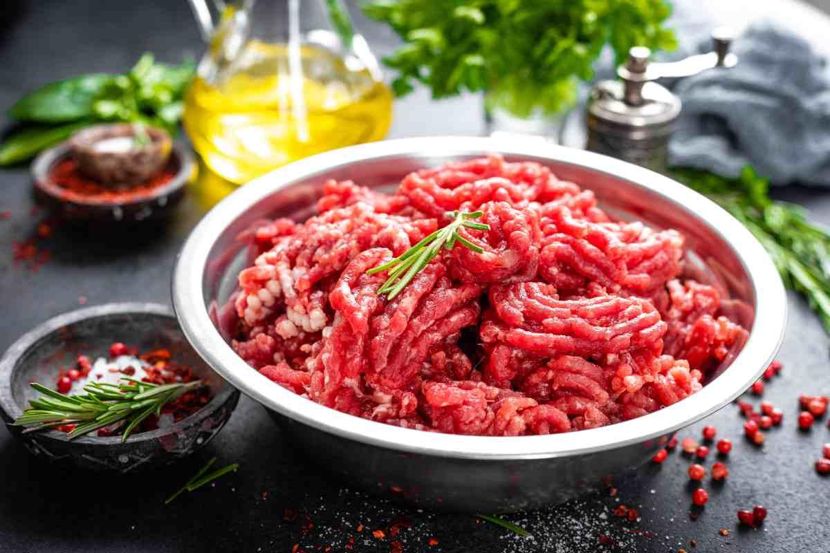 ricette carne macinata