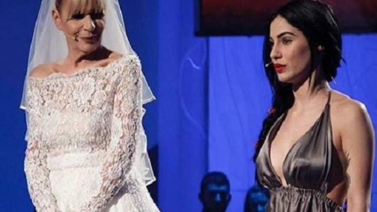 Gemma Galgani e Giulia De Lellis a Uomini e Donne