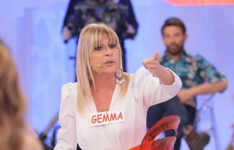 Gemma Galgani a Uomini e Donne