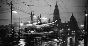Glasgow notte