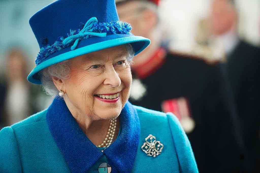Regina Elisabetta età
