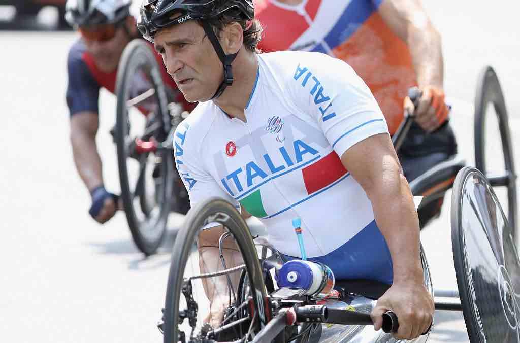 Alex Zanardi paraolimpiadi
