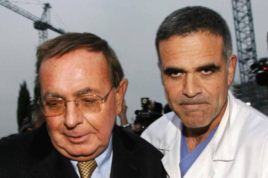 Zangrillo e portavoce Berlusconi