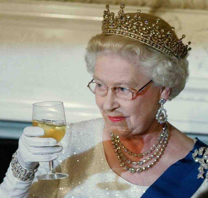 Regina Elisabetta drink
