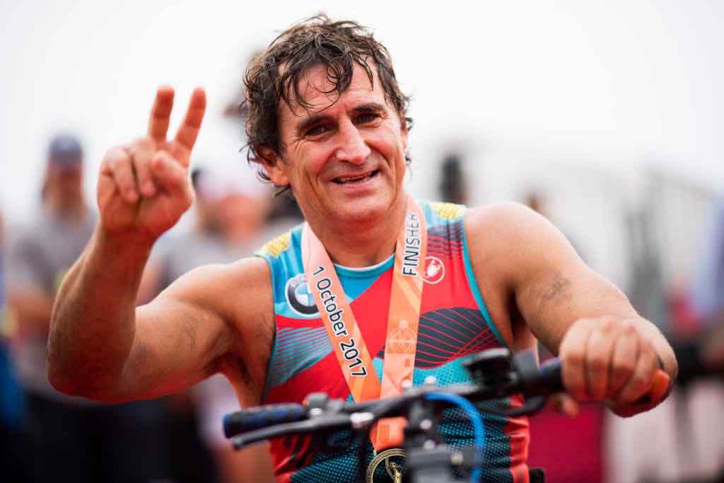 Alex Zanardi vittoria