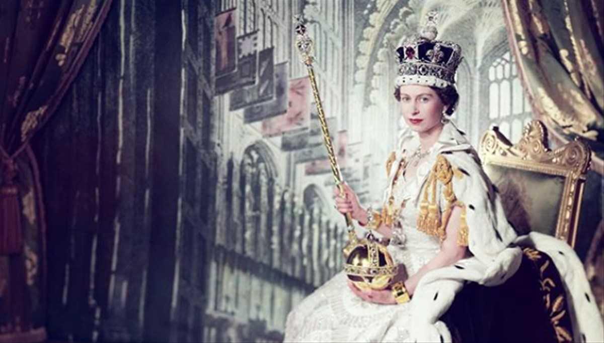 Incoronazione regina elisabetta