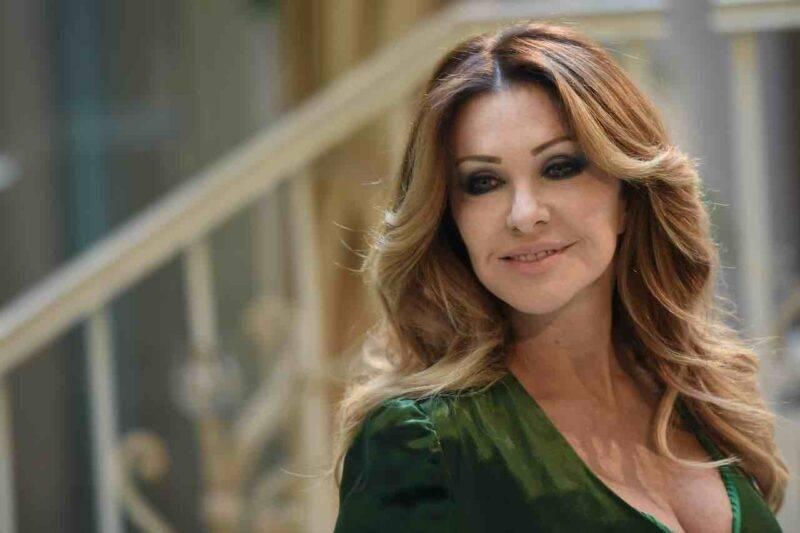 """Paola Ferrari a """"Il Tempo"""" (Getty Images)"""