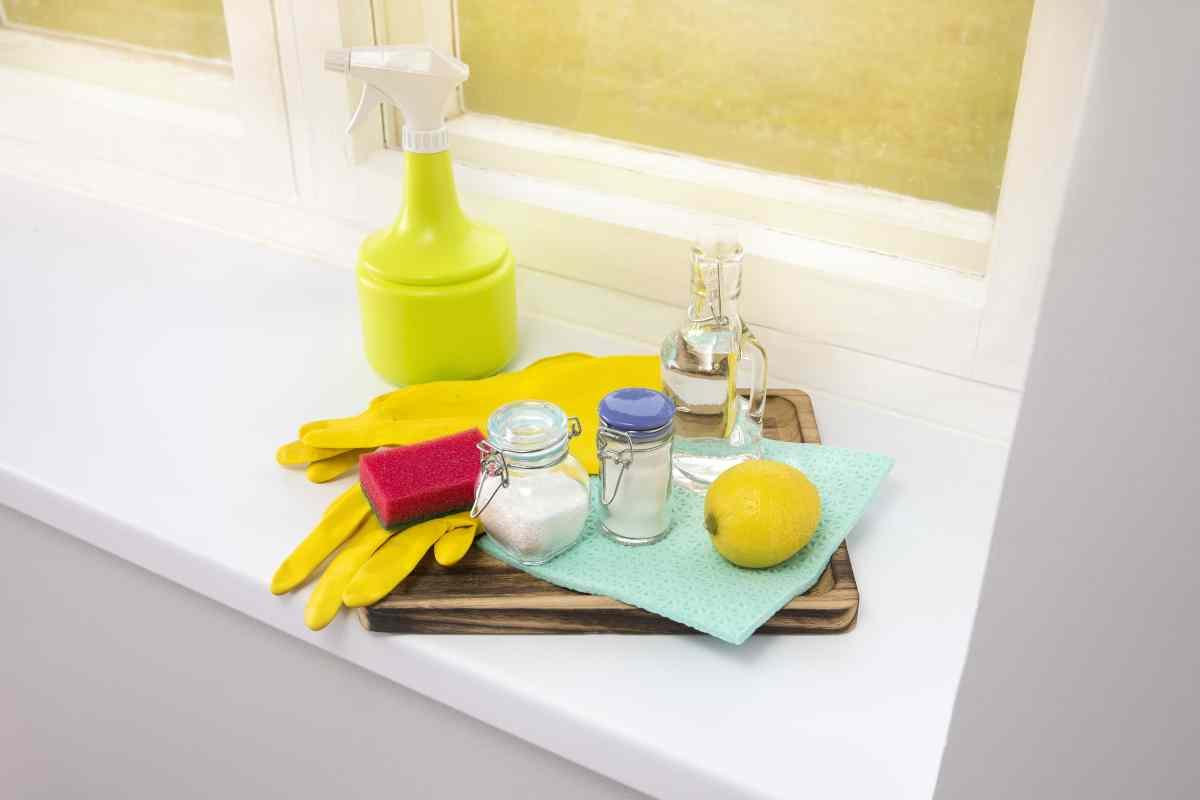 rimedi pulire casa
