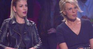 Maria De Filippi ed Emma Marrone