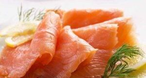 Antipasti con salmone