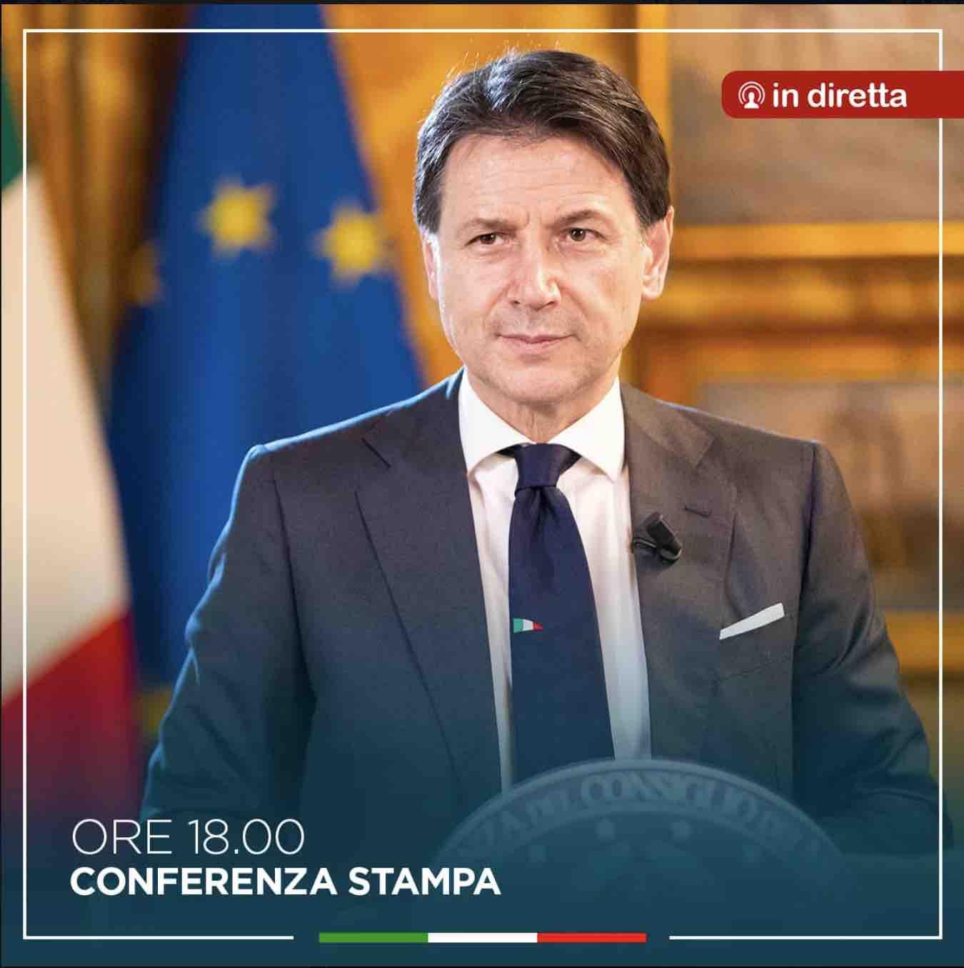 Conferenza stampa Conte oggi 3 giugno: anticipazioni discorso ripartenza Italia 2030