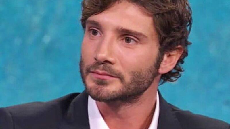 Stefano De Martino gaffe