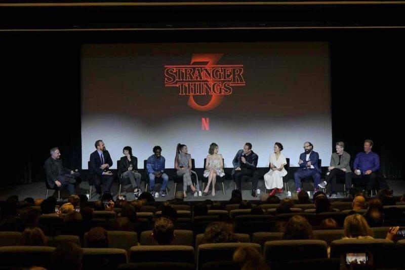 """""""Stranger Things"""" 4, qualche anticipazione sulla nuova stagione (Getty Images)"""