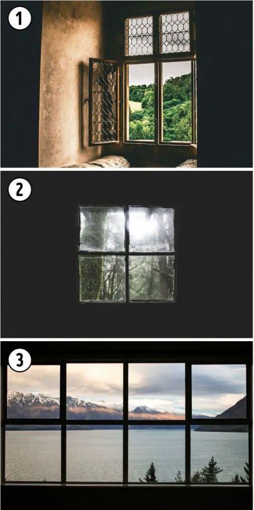 test subconscio finestra