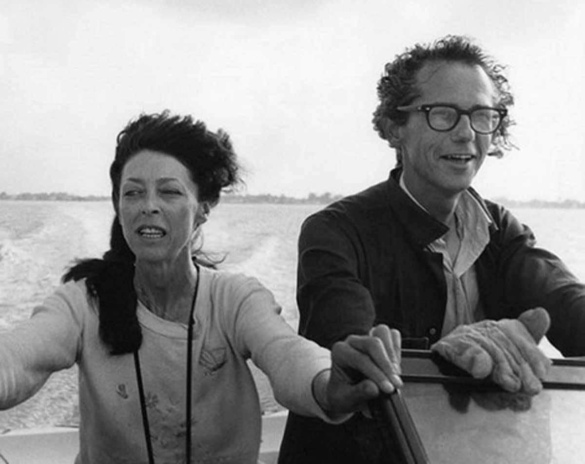 Christo Vladimir e Jeanne-Claude