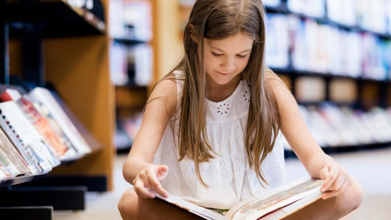 bambini lettura libri appassionare
